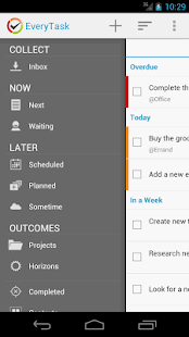 EveryTask | GTD To-do List- screenshot thumbnail