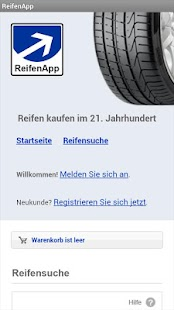 Tires - Reifen - (ReifenApp)- screenshot thumbnail
