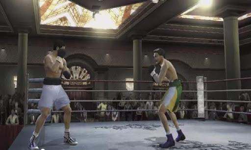 Boxing :Mirage Guardian