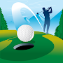 Golf Range Finder & Scorecard APK icon