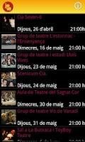 Screenshot of Mostra de Teatre Jove