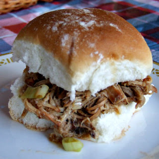 South Carolina BBQ Pork Sliders