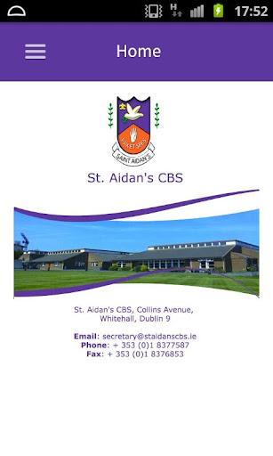 St Aidan's CBS