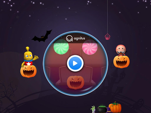 Halloween Colors Matching FREE