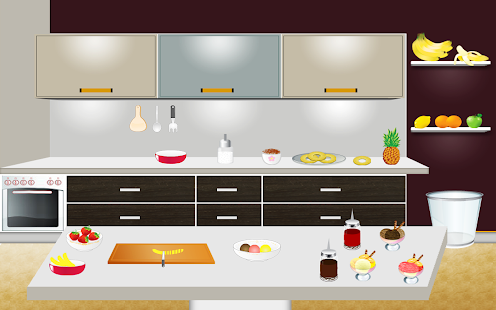 Banana Split Cooking Games- screenshot thumbnail