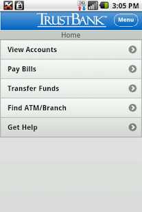 TrustBank - screenshot thumbnail