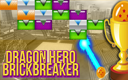 Dragon Brick Breaker Ball