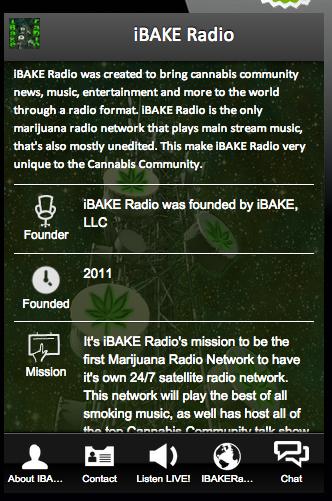iBAKE Radio