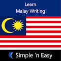 Learn Malay Writing by WAGmob icon