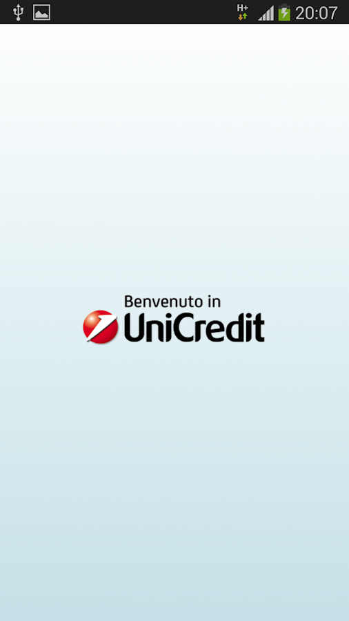 Mobile Banking UniCredit - screenshot