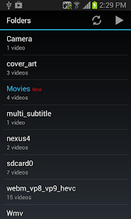 MX Player Codec (ARMv7 NEON) - screenshot thumbnail