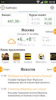 Screenshot of БиИнфо