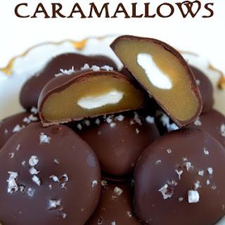 Chocolate Dipped Caramallow Patties Recipe