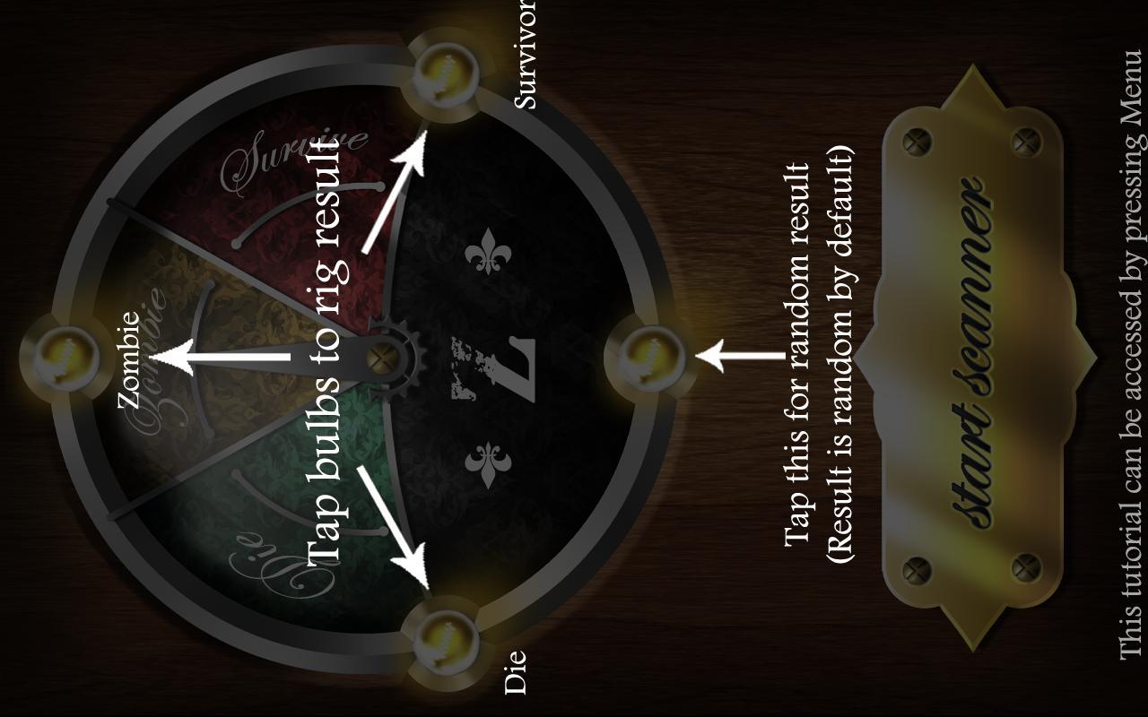 Zombie Apocalypse Meter! - screenshot