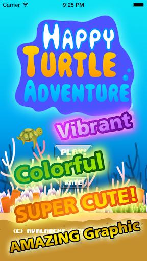 Happy the Turtle Adventure