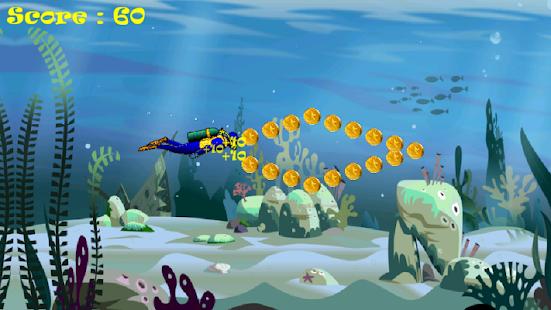 لعبة Shark Attack للأندرويد