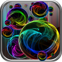 Deluxe Bubble Live Wallpaper icon