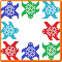 プログラミング体験ゲーム「タートルジュニア」(フリー) logo