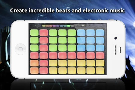 Beat Boss -Dance Music Sampler screenshot 0
