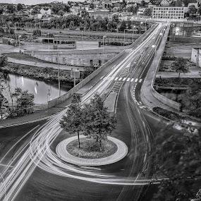 | cirkel | by Photo Jovan - City,  Street & Park  Street Scenes (  )