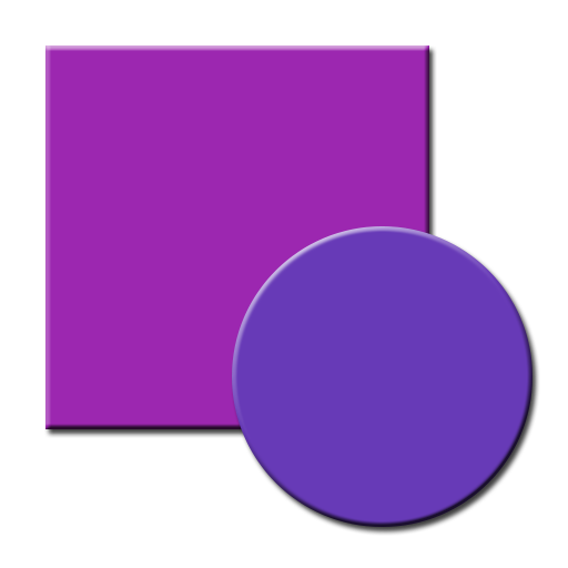 Squares & Circles LOGO-APP點子