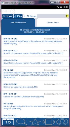 NIH Guide