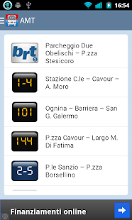 Bus Catania - screenshot thumbnail