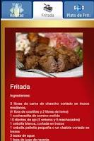 Screenshot of Ecuadorian Cook