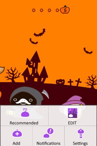 Kamonohashikamo Theme2- screenshot