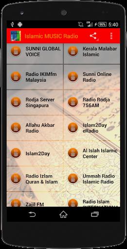 Islamic MUSIC Radio