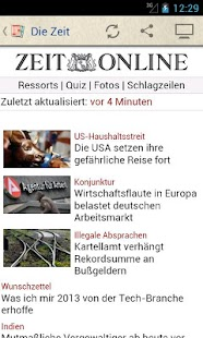 Deutsche Zeitungen - screenshot thumbnail