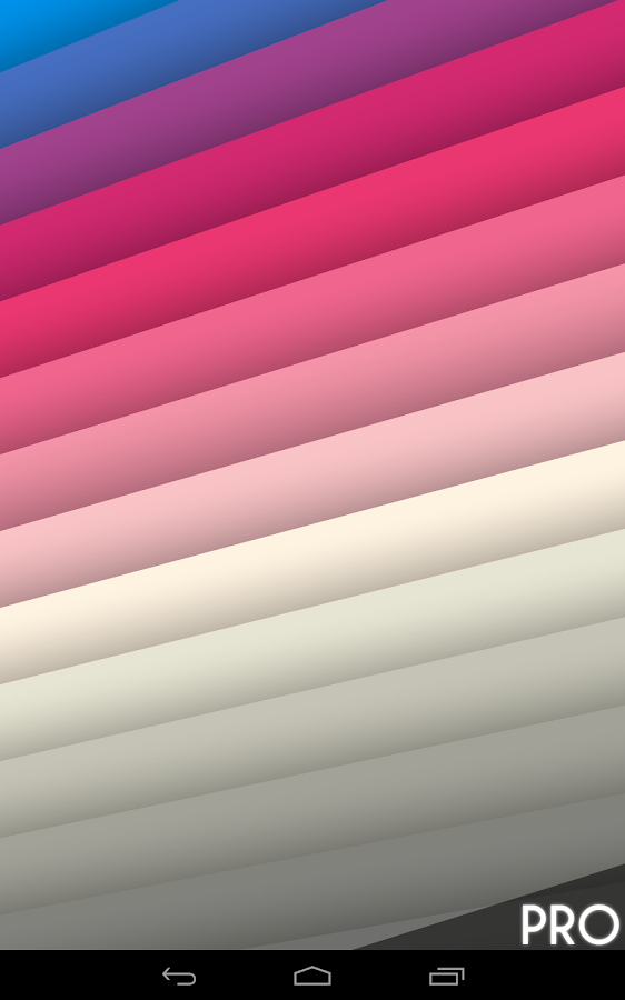 Minima Live Wallpaper- screenshot