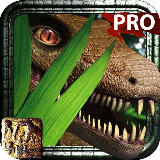 Dino Safari 2 Pro game for Android
