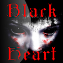 Gothic BlackHeart icon