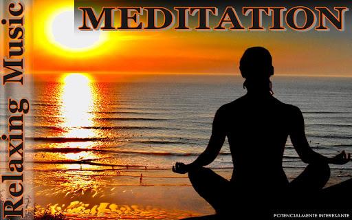 瞑想は 音楽をリラックス