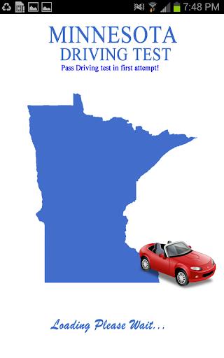 Minnesota Driving Test