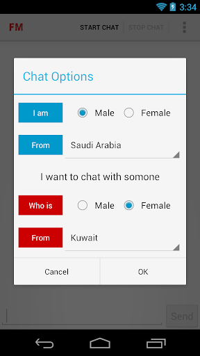 Arab Find Match Random Chat