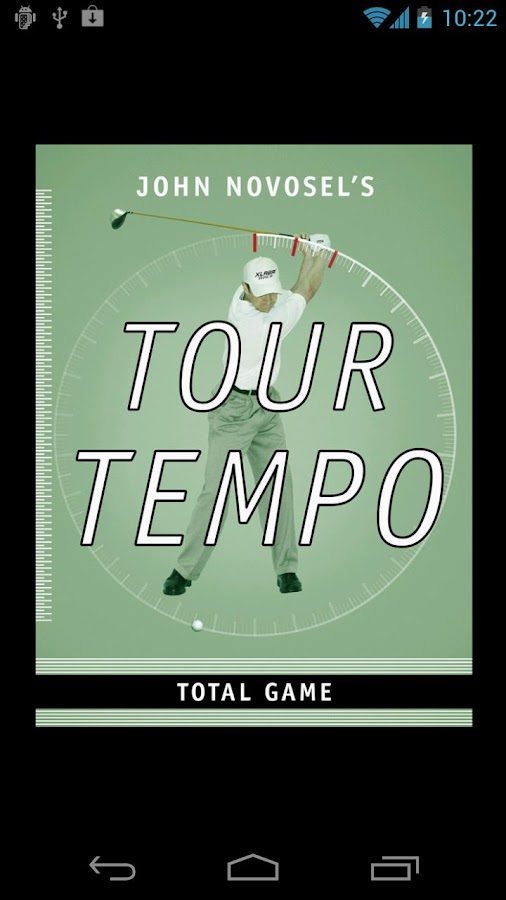 Tour Tempo Golf - Total Game- screenshot