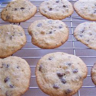 Derby Day Chocolate Chip Cookies.
