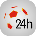 24h News for Man. United icon
