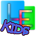 LE Learn English for Kids icon