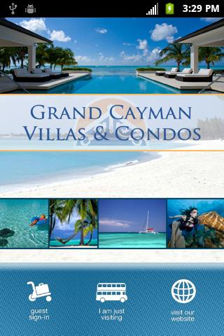 Grand Cayman Villas and Condos