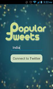 Popular Tweets Pro - screenshot thumbnail