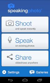 SpeakingPhoto Screenshot 13