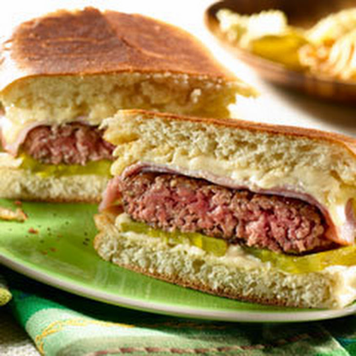 Cuban Burgers Recipe