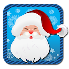 Find Santa (Kids Puzzle) icon