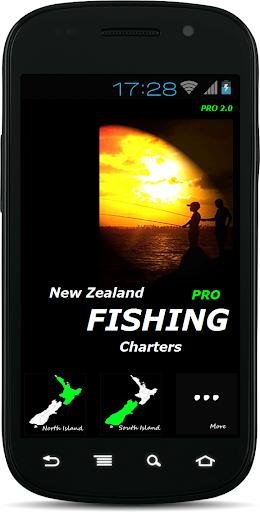 NZ Fishing Charters Pro