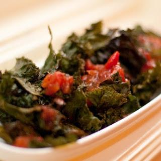 Basic Krispy Kale Chips