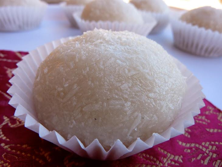 Coconut Pearls