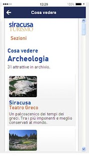 Siracusa Turismo- screenshot thumbnail